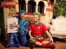 Orry & Friends: Bedtime stories De Huttenheugte Dalen Center Parcs