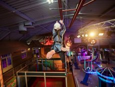 High Adventure Experience (indoor) De Huttenheugte Dalen Center Parcs