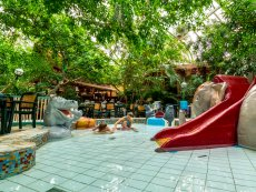Children's pool De Vossemeren Lommel Center Parcs