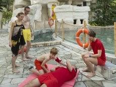 Academy: Lifeguard Les Trois Forêts Metz Center Parcs