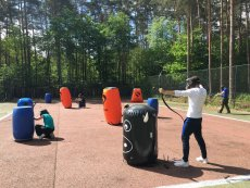 Archery Tag De Vossemeren Lommel Center Parcs