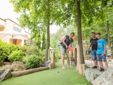 Adventure Golf (draußen) Bispinger Heide Soltau Center Parcs