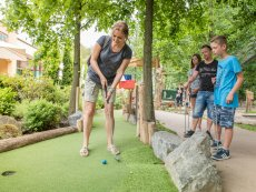 Minigolf (outdoor) Park Allgäu Leutkirch Center Parcs