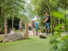 Adventure Golf (en extérieur) De Kempervennen Westerhoven Center Parcs