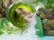 Wasserrutschen Bispinger Heide Soltau Center Parcs