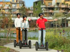 Segway ride Villages Nature® Paris Marne La Vallée Center Parcs
