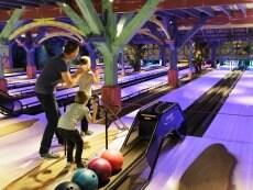 Bowling Het Meerdal America Center Parcs