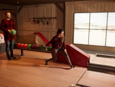 Bowling et plus Parc Sandur Emmen Center Parcs