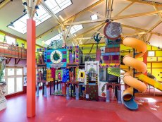 BALUBA indoor speelparadijs Le Bois aux Daims Poitiers Center Parcs