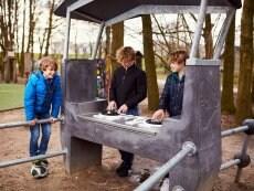 The HangOut (outdoor) De Eemhof Zeewolde Center Parcs