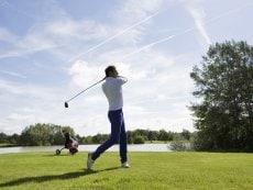 9-hole golf course Les Bois-Francs Verneuil sur Avre Center Parcs