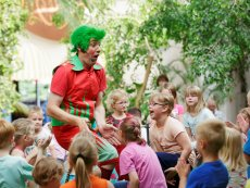 Orry & Friends: Kids' Disco Park Eifel Vulkaneifel Center Parcs