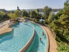 Lazy River Le Lac d'Ailette Laon Center Parcs