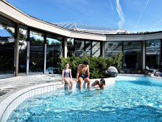 Aqua Balnéo Les Hauts de Bruyères Chaumont Center Parcs