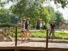 Adventure Golf (outdoor) De Eemhof Zeewolde Center Parcs