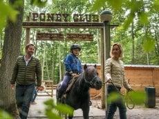 Pony ride Les Bois-Francs Verneuil sur Avre Center Parcs