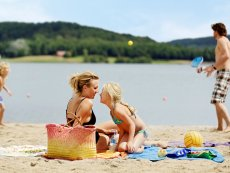 Beach Park Bostalsee Sankt Wendel Center Parcs