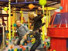 Kids Factory Park Eifel Vulkaneifel Center Parcs