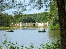 Waterfietsen Het Heijderbos Heijen Center Parcs