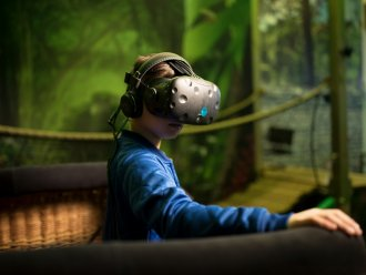 Virtual Reality Experience De Kempervennen Westerhoven Center Parcs