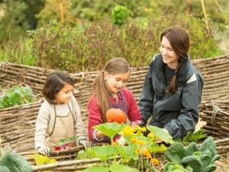 Rencontre avec le jardinier Villages Nature® Paris Marne La Vallée Center Parcs