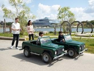 Mini Jeep Villages Nature® Paris Marne La Vallée Center Parcs
