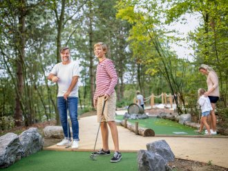 Adventure golf De Vossemeren Lommel Center Parcs