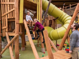 BALUBA Indoor Play World Park Allgäu Leutkirch Center Parcs