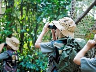 Wannabe ein Park-Ranger Les Bois-Francs Verneuil sur Avre Center Parcs