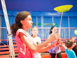 Académie : Cirque Les Bois-Francs Verneuil sur Avre Center Parcs