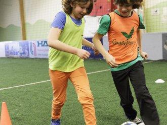 Wannabe ein Fußballprofi Park Bostalsee Sankt Wendel Center Parcs