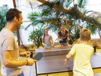 Ping pong (indoor) Le Lac d'Ailette Laon Center Parcs