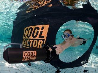 Cool Factor: Aqua Scooter De Kempervennen Westerhoven Center Parcs