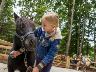 Mijn eigen Pony Les Bois-Francs Verneuil sur Avre Center Parcs