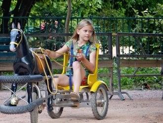 Mini chariots Villages Nature® Paris Marne La Vallée Center Parcs