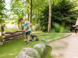 Adventure Golf (draußen) Limburgse Peel America Center Parcs