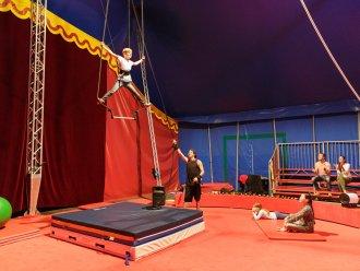 Académie : Cirque Les Hauts de Bruyères Chaumont Center Parcs