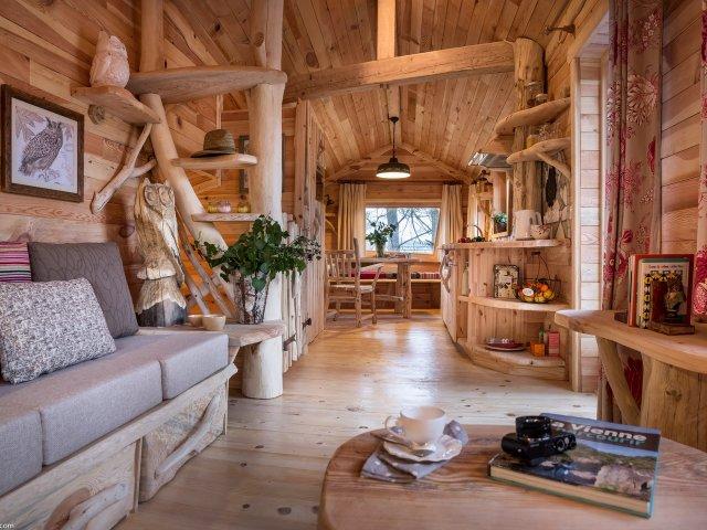 photos and videos holiday park le bois aux daims center. Black Bedroom Furniture Sets. Home Design Ideas