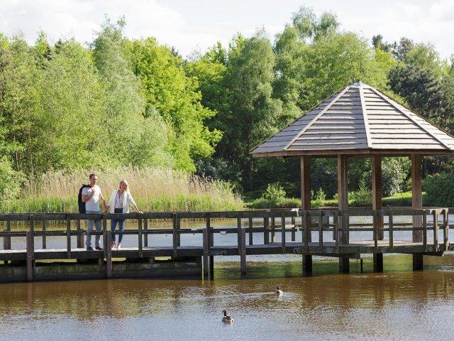 Fotos en videos van limburgse peel center parcs