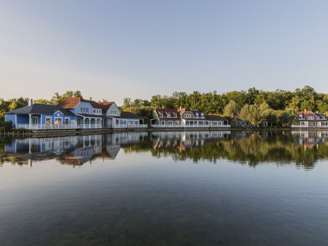 Le Lac d'Ailette Laon