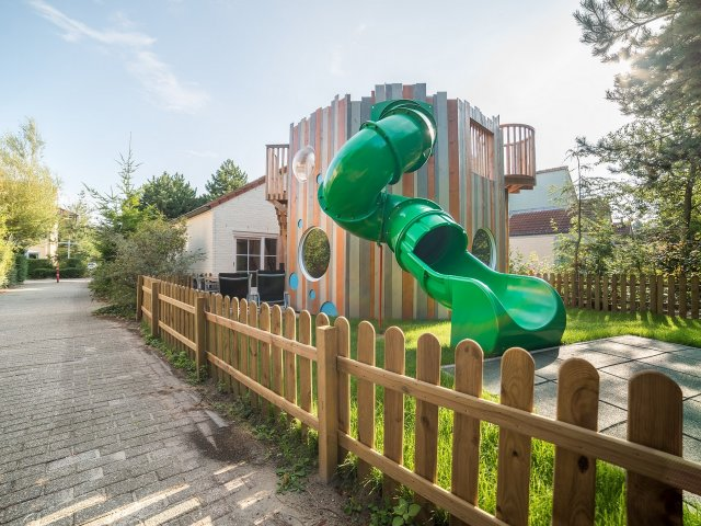 Premium-Kinderferienhaus