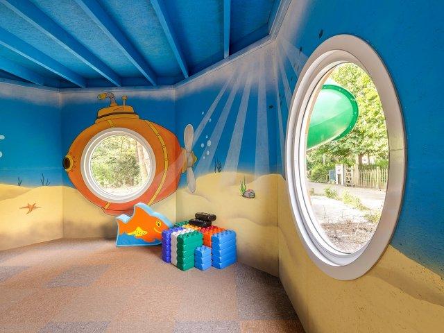 Neue Generation Kinderferienhaus